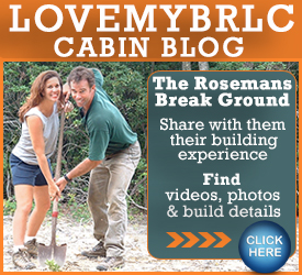 log cabin video