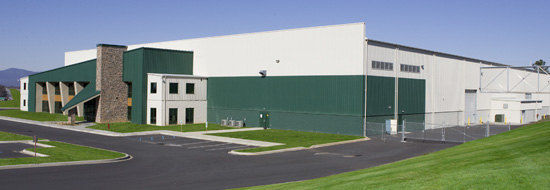 newplant Facility and Building Process