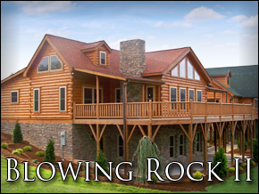 Log Home Virtual Tour: Blowing Rock II
