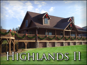 Log Home Virtual Tour: Highlands II