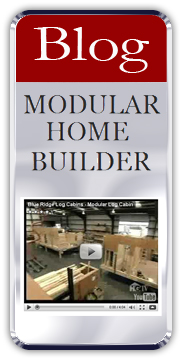 Modular Log Homes: Modular Home Builder