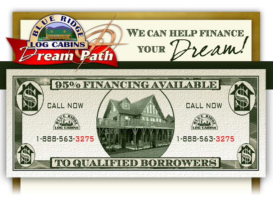 Financing Your Prefab Log Cabins