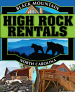 high rock rental in black mountain NC image
