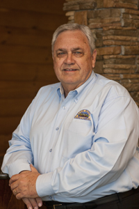 Log Home Builders: Wayne Roberts