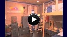 Log Home Video: BRLC in Extreme Makeover