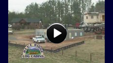 Log Home Video: BRLC Timelapse