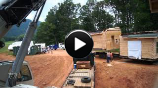 Log Cabin BUILD-iSODE #10: Jocassee V Log Home