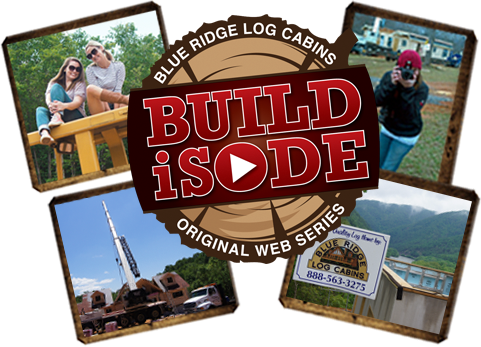 Modular Log Home: BUILD-iSODE Series