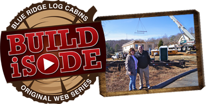 Log Cabin BUILD-iSODE 1: Banner Elk Log Home