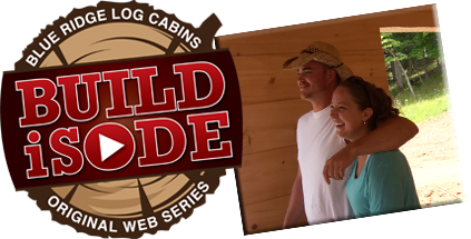 Log Cabin BUILD-iSODE 10: Jocassee Log Home
