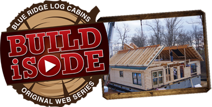 Log Cabin BUILD-iSODE 2: Banner Elk Log Home