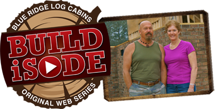 Log Cabin BUILD-iSODE 3: Jocassee Log Home
