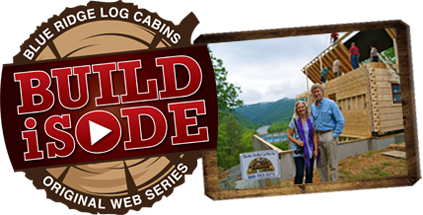 Log Cabin BUILD-iSODE 7: Linville Log Home