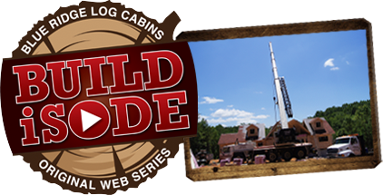Log Cabin BUILD-iSODE 8: Jocassee Log Home