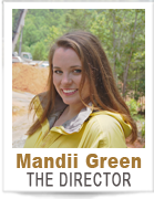 Log Home BUILD-iSODE Girl Mandii Green