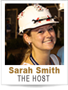 Log Home BUILD-iSODE Girl Sarah Smith