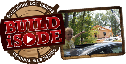 Log Cabin BUILD-iSODE 11: Jocassee Log Home