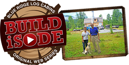Log Cabin BUILD-iSODE 12: Linville II Log Home