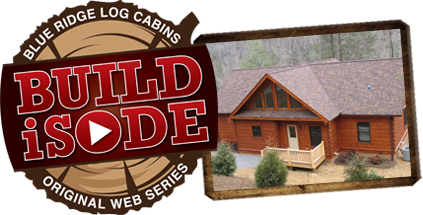 Log Cabin BUILD-iSODE 13: Pisgah I Log Home