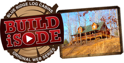 Log Cabin BUILD-iSODE 14: Linville III Log Home