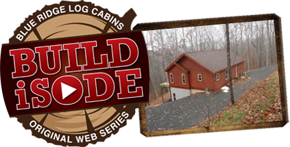 Log Cabin BUILD-iSODE 16: Columbus II Log Home