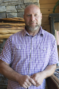 Log Home Builders: Lawrence Crutchfield