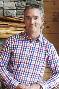 Log Home Builders: Jonathan Kee