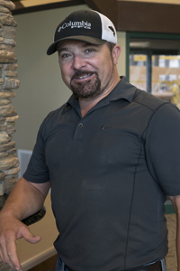 Log Home Builders: Chris Carver