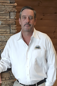 Log Home Builders: David Carter