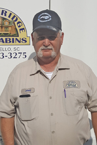 Log Home Builders: Johnny Warren