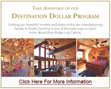 log home: destination dollar program