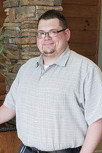 Log Home Builders: Cody Talley